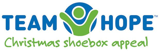 Image result for team hope shoebox appeal 2017
